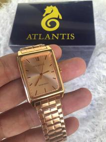 Relógio Feminino Atlantis Original - Pronta Entrega