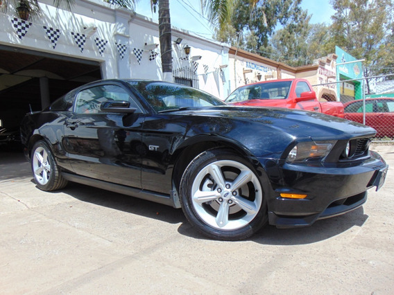 Ford Mustang Gt 2010 V8
