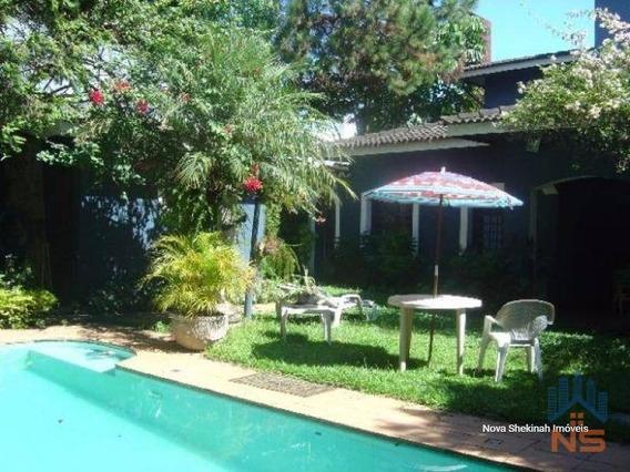 Casa Residencial À Venda, Jardim Leonor, São Paulo - Ca3177. - Ca3177