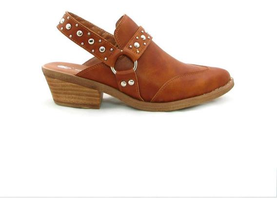 Zapatos Mujer Zuecos Charritos Texanos Moda 2019 Art Gz-685f