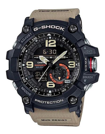 Reloj Casio G-shock Original Para Hombre Ghiberti