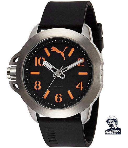 Reloj Puma Impact Pu104181002 En Stock Original En Caja