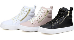 Kit 2 Tenis Femininos Botas Black Friday Sknners Fashion