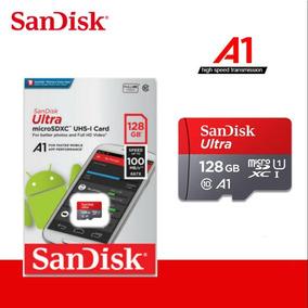 Sandisk Ultra Micro Sd Sdxc Uhs-1 128gb 100mb/s