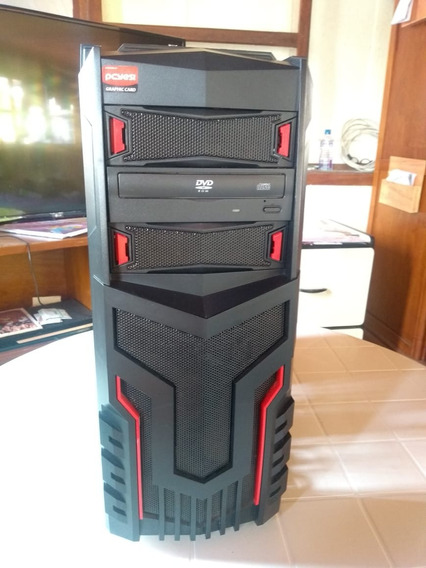 Computador Core2quad Q9550 + 8gb Ram + Gtx 960 + 600w 80plus