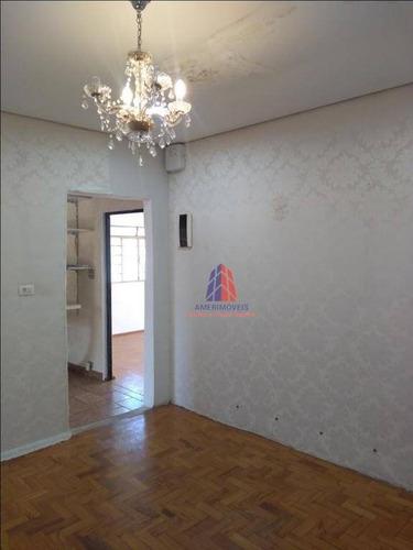 Casa Com 2 Dormitórios, 123 M² - Venda Por R$ 600.000,00 Ou Aluguel Por R$ 1.800,00/mês - Vila Rehder - Americana/sp - Ca0691
