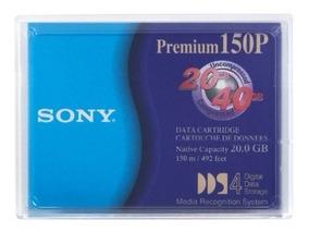 Fita Dat Sony Mod. Dgd150p 40 Gigas Premium 150p 150m 492fee