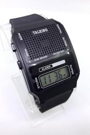 Reloj Que Habla (talking Watch)