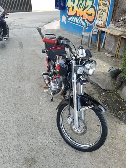 Motor Cg 200 Modificado Negociable