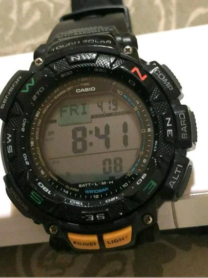 Relogio Casio Pathfinder Pag 240(usado)