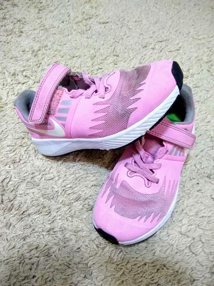 Tênis Infantil Nike Star Runner- Rosa
