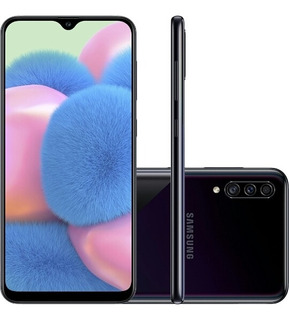 Smartphone Samsung Galaxy A30s 64gb Dual Chip Android 9.0 Te