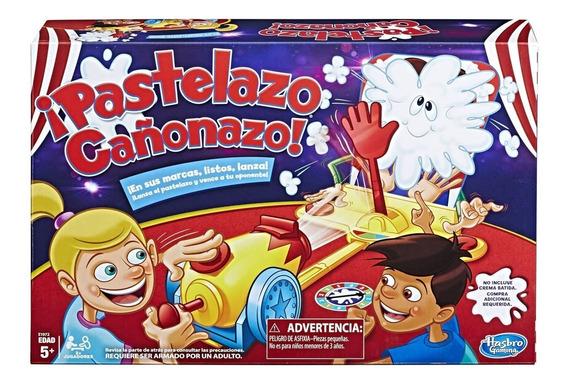 Juegos De Mesa Hasbro Pastelazo Cañonazo