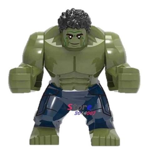 Lego Hulk End Game Avengers
