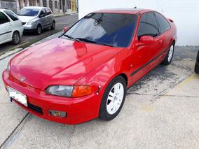 Honda Civic Coupe 1.6 16v Vtec Reformado