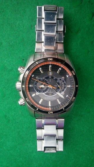 Relógio Techno Os21.ag Original