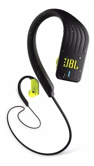 Fone De Ouvido Jbl Endurance Sprint Preto Vermelho Bluetooth