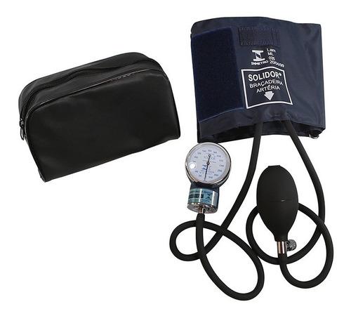 Medidor De Pressão (esfigmomanômetro Aneroide 0-300mmhg)