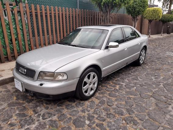 Audi S8 2003 Blindaje Nivel V Máximo Lujo