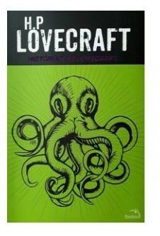 Livro Histórias De Lovecraft - Hp Lovecraft