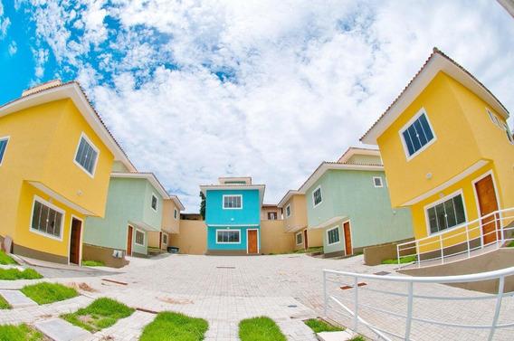 Casa Em Serra Grande, Niterói/rj De 76m² 2 Quartos À Venda Por R$ 298.000,00 - Ca549230