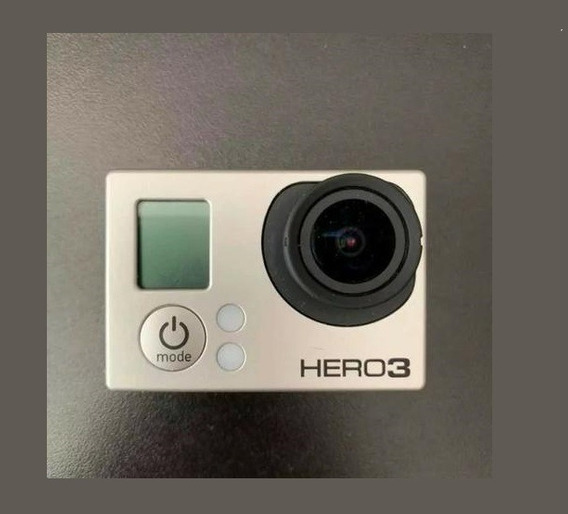 Go Pro Hero 3 + Monopod + Acessórios Extras