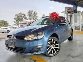 Volkswagen Golf 1.4 Highline Dsg At Azul