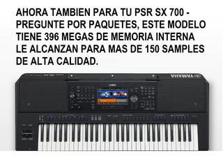 Samples $10.00-yamaha Psr S650-7-9-s670-770-75-970-75-paks
