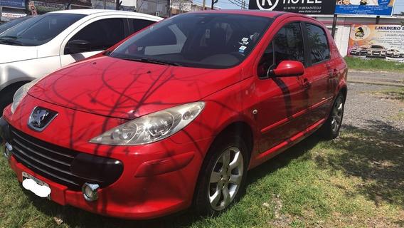 Peugeot 307 1.6 5 P. Xt Premium 2010