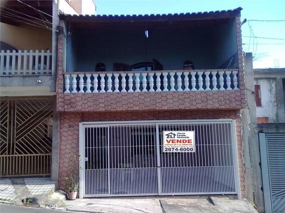 Sobrado Com 4 Dormitórios À Venda, 132 M² Por R$ 450.000,00 - Vila Carrão - São Paulo/sp - So0013