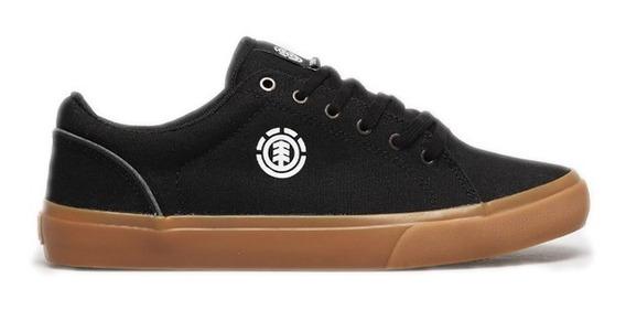 Zapatillas Element Creeton Black Gum Hombre Mfct1ecr