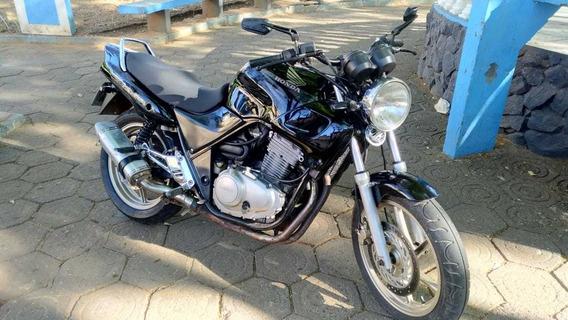 Moto Honda Cb500