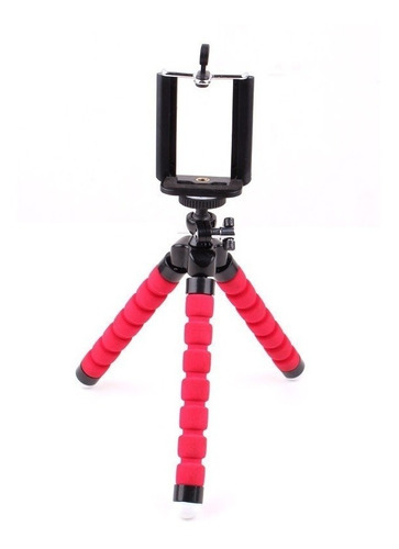 Mini Trípode Para Celular Y Camara Con Clip Para Selfies