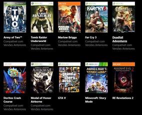 Gta 5 + 10 Jogos Xbox 360 Em Midia Digital Via Licença