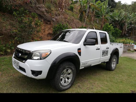 Ford Ranger 2.5 4x4 Diesel