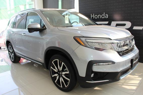 Honda Pilot Touring At 2019