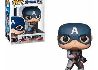 Funko Pop Captain America Avengers Endgame