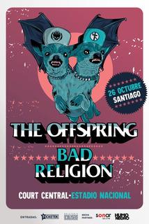 Entradas The Offspring - Bad Religion En Chile 26 Oct. 2019.