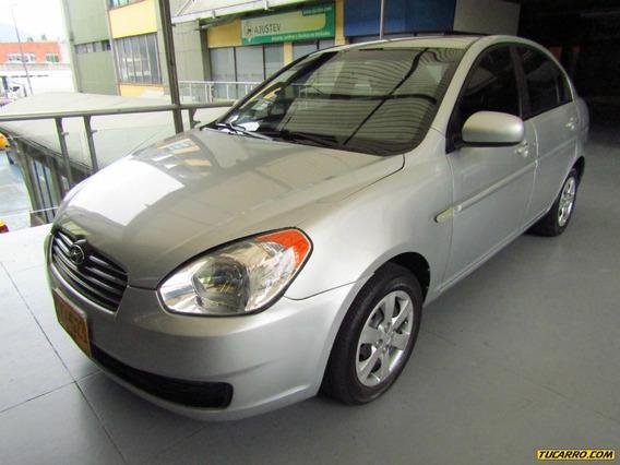 Hyundai Accent 4d Gls Aa