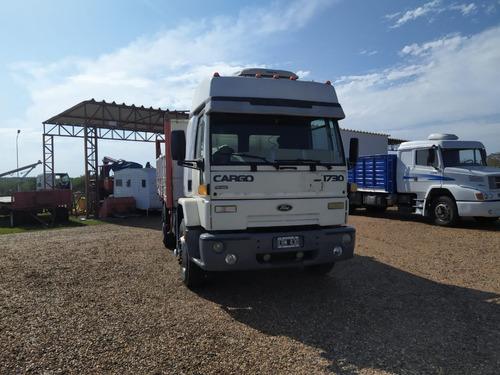 Ford Cargo 1730 Cabina Dormitorio