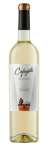 Imagen 1 de 1 de Vino blanco Torrontés Cafayate Reserve bodega Etchart 750ml