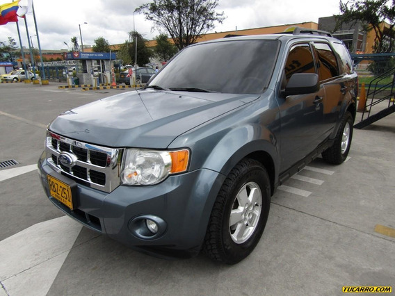 Ford Escape Xlt Full Equipo