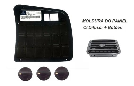 Moldura Do Painel C/ Acabamento 1620/1718/2726/2324 Original