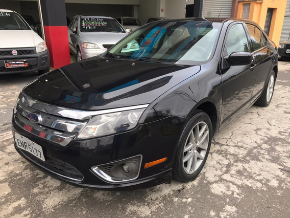 Ford Fusion Sel 3.0 V6 Awd 24v Automatico 5p