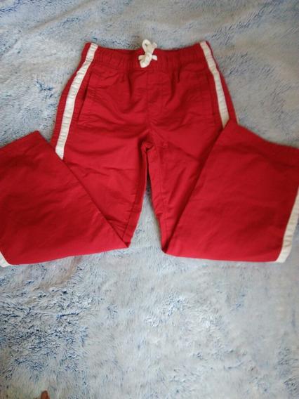 Buzo Pantalon Niña Gymbore Talla 6, Nuevo