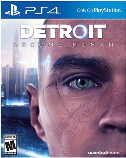 Detroit Become Human - Playstation 4 - Tenelo Hoy Mismo!