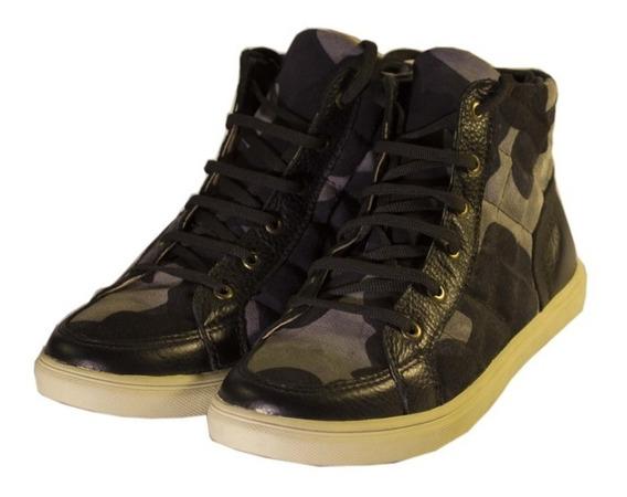 Zapatillas Botitas 0031 Mujer Urbanas Nuevos Oferta!!!