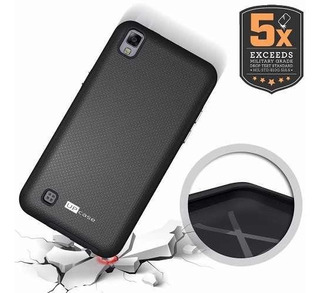 Capa Capinha LG X Power Rugged Antishock - Up Case Xpower