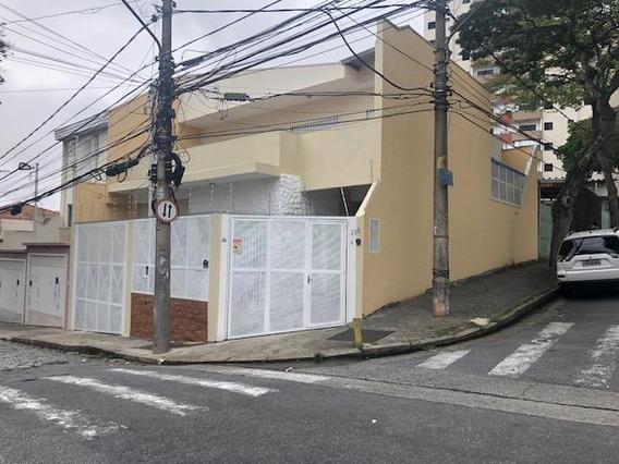 Sobrado À Venda, 4 Quartos, 4 Vagas, Assunção - Santo André/sp - 48476