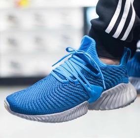 Tenis adidas Alphabounce / Azul / #26 Al 27.5 Cm 100% Origin